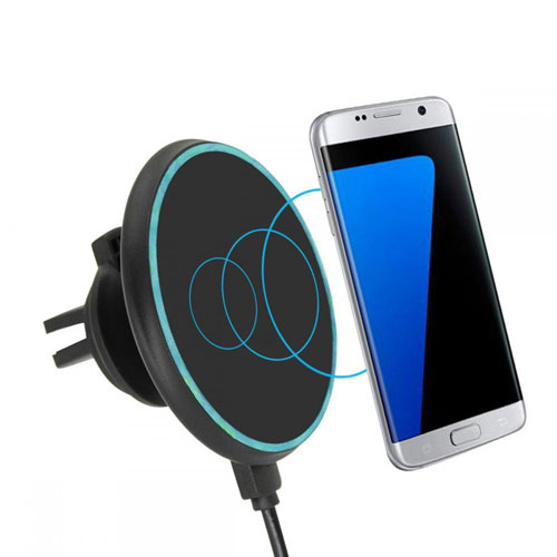 Wireless Magnetic Car Charger